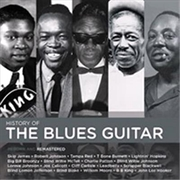 History Of The Blues Guitar | CD