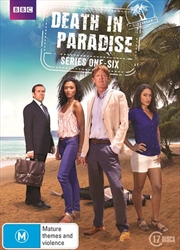 Death In Paradise - Series 1-6 | Boxset