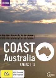 Coast Australia - Series 1-3 | Boxset