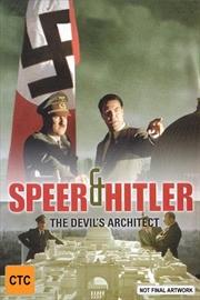 Speer And Hitler - The Devil's Architect   DVD