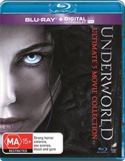 Underworld | UV - Ultimate 5 Movie Collection