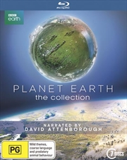 Planet Earth | Collection | Blu-ray