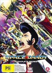 Space Dandy | Series Collection
