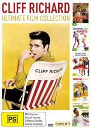Cliff Richard | Ultimate Film Collection