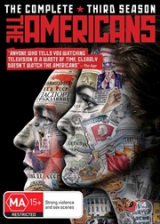 Americans - Season 3, The | DVD