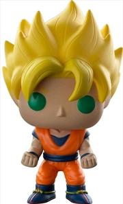 Goku Super Saiyan Glow