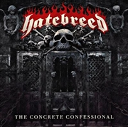 Concrete Confessional | CD