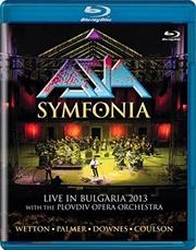 Symphonia: Live In Bulgaria   Blu-ray