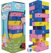 Ben And Holly: Stacking Blocks