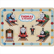 Thomas Tank Puzzle: Conductor