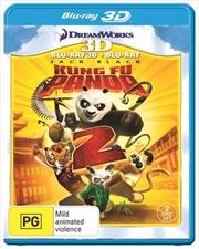 Kung Fu Panda 2 | Blu-ray 3D