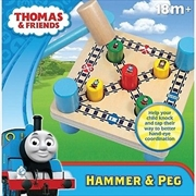 Thomas The Tank: Hammer And Peg