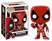 Deadpool Thumb Up | Pop Vinyl