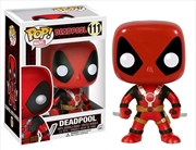 Deadpool Two Swords | Pop Vinyl