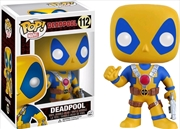 Deadpool Yellow