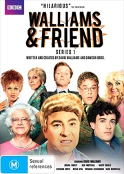 Walliams and Friend - Series 1