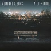 Wilder Mind | CD