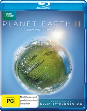 Planet Earth 2 | Blu-ray