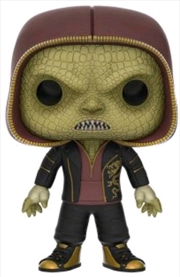 Killer Croc Hooded