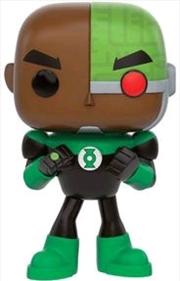 Cyborg Green Lantern