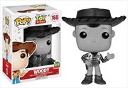 Roundup Woody Black And White