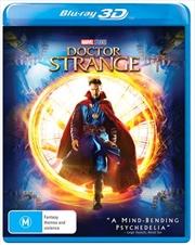 Doctor Strange | 3D Blu-ray