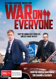 War On Everyone | DVD