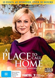 A Place To Call Home - Season 1-4