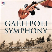 Gallipoli Symphony | CD