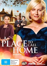 A Place To Call Home - Season 4 | DVD
