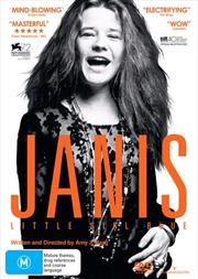 Janis - Little Girl Blue | DVD