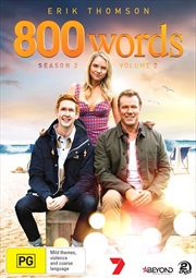 800 Words - Season 2 - Vol 2 | DVD