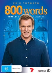 800 Words - Season 1-2 | Boxset | DVD