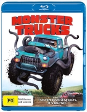 Monster Trucks | Blu-ray