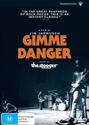 Gimme Danger | DVD