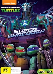 Teenage Mutant Ninja Turtles - Super Shredder - Season 4 - Vol 4