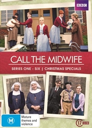 Call The Midwife - Series 1-6 | Boxset