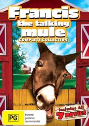 Francis The Talking Mule | Series Collection