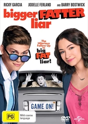 Bigger Fatter Liar | DVD