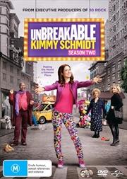 Unbreakable Kimmy Schmidt - Season 2