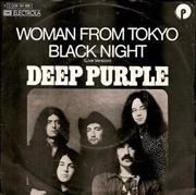 Black Night/Woman From Tokyo | Vinyl