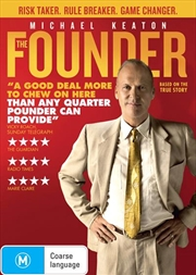 Founder, The | DVD