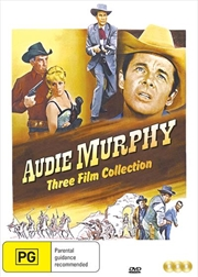 Audie Murphy | Three Film Collection