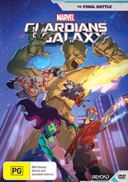 Guardians Of The Galaxy - The Final Battle | DVD