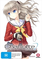Charlotte - Part 1 - Eps 1-7