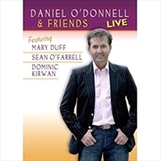 Daniel O'donnell and Friends Live