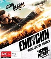 End Of A Gun | Blu-ray