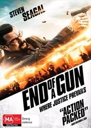 End Of A Gun | DVD