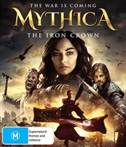 Mythica - The Iron Crown