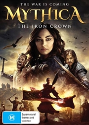 Mythica - The Iron Crown | DVD